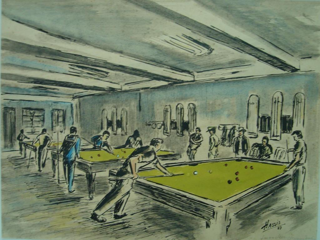 32.Snooker