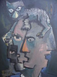 Gato na cabeça (detalhe) (83)